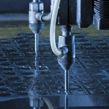 Pegasus Profiles Water Jet Cutting